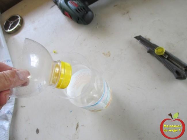 comment faire un piège à guêpes et frelon