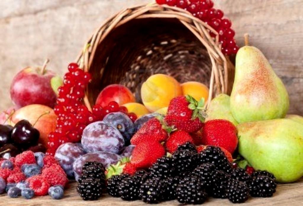 8301247-fraichement-recolte-les-fruits-de-saison-avec-un-panier
