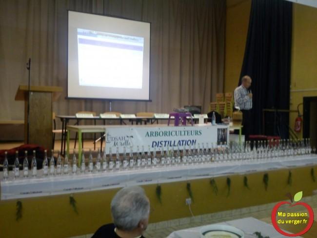 formation distillation alcool fruits verger avec Daniel haesinger