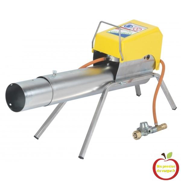 canon-a-gaz-très-fort pour la protection des cerises et des fruits et des plantations