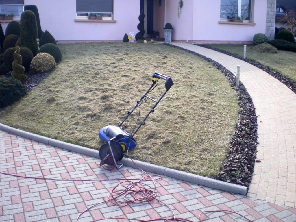 la meilleure periode de scarification du gazon ou de la pelouse, quand scarifier le gazon ou la pelouse
