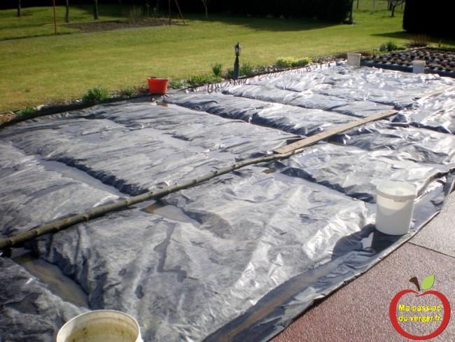 - regrevudnoissapamegres -couvrir le potager au printemps à cause de la pluie-comment éviter un potager trop humide au printemps