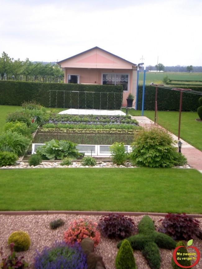 cultiver un jardin potager bio- le plaisir du potager- comment faire un potager