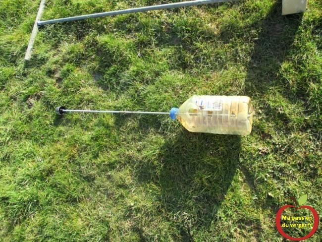 comment sortir l'eau d'un trou de forage