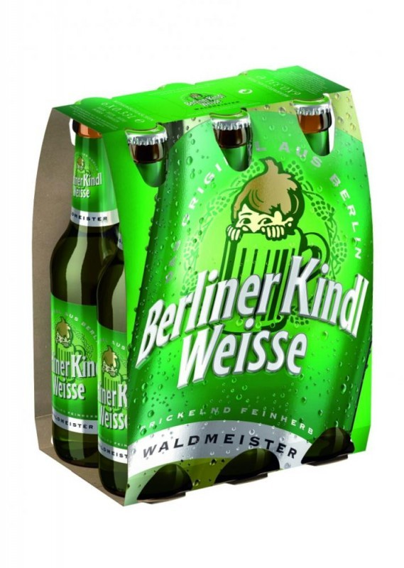 bière avec waldmeister