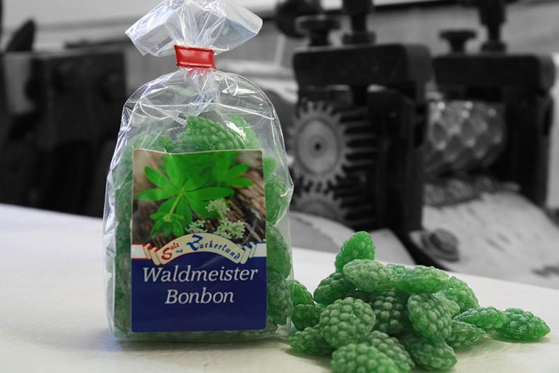 waldmeister bonbon
