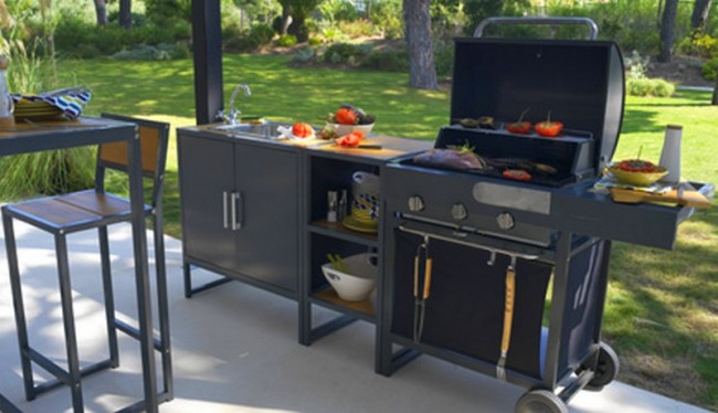 Fabriquer votre barbecue pas cher