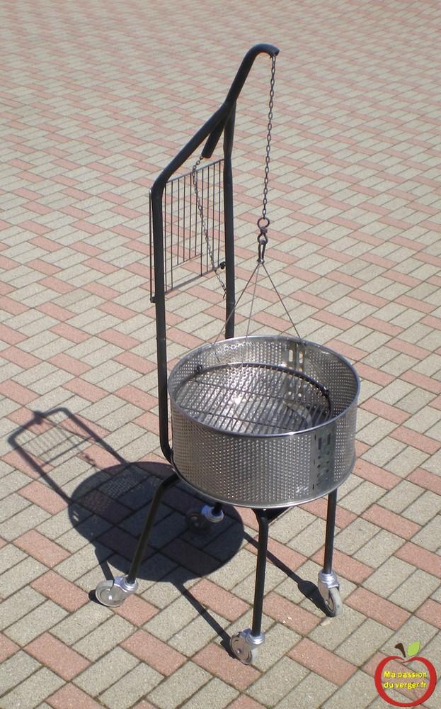 montage du barbecue avec tambour de machine a laver - regrevudnoissapamegres - barbecue avec tambour machine à laver