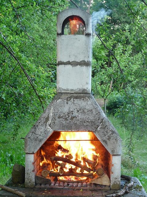 grill- en pierre