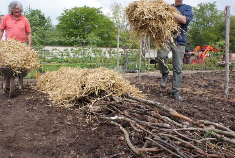 Cr er un jardin potager of creer un jardin potager - Creer un jardin potager ...