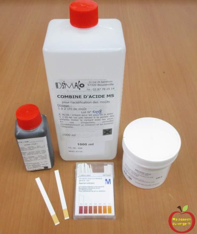 Les produits de fermentation pour la distillation