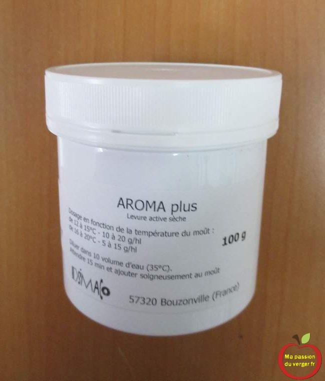 Levures sèches actives Aroma Plus, pour la distillation