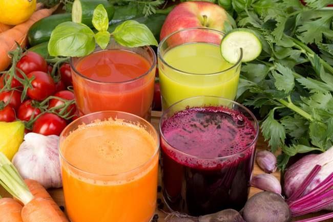 Jus de fruits et légumes- jus de fruit frais -