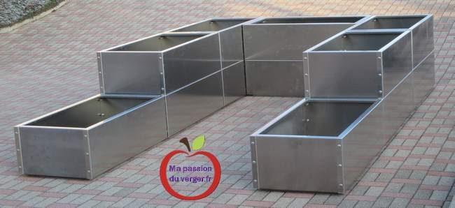 potager en U- bacs potager pour serre- bacs de plantation pour serre- bacs potager en U- Modubacs - ma passion du verger- bacs surélevé pour serre- bacs de soubassement pour serre - soubassement pour serre- bac potager en permaculture pour serre permaculture en serre- culture lasagne en serre- culture en hauteur dans serre- avantage bacs surélevé en serre- bacs modulable potager-